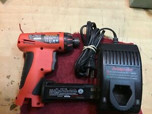 Good Used Snap On Cts561clo 1 4 7 2v 2 Ah Battery Hex Driver Set
