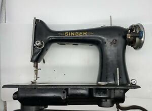 Antique Singer Sewing Machine Model 101 1930 Foot Pedal Included Ac957562