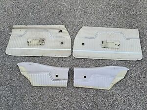 1972 Chevelle Malibu Door Panels Front And Rear