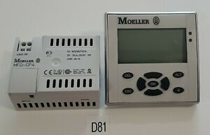 preowned Eaton Moeller Mfd 80 b Lcd Display 80mm Mfd cp4 Warranty