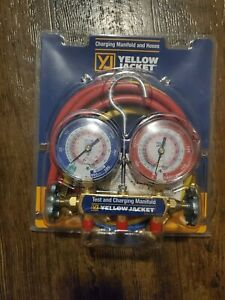 Yellow Jacket 42004 Test And Charging Manifold