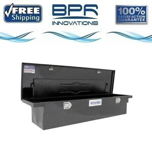 Better Built Universal Crown Low Profile Single Lid Crossover Tool Box 73210095