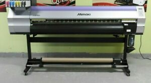Mimaki Jv33 160 Wide Large Format Eco solvent Sublimation Fabric Printer Cutter