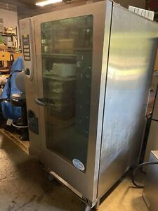Rational Scc 202 Combi Oven On Casters Preowned