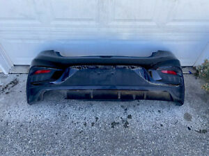 Rear Bumper Hatchback Without Rs Package Fits 17 18 Cruze 8681221