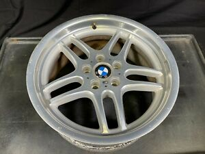 Bmw 7 8 Series E38 E31 M Sport 18 Parallel Front Alloy Wheel Style 37 8jx18 Oem