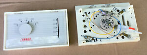 Lennox Furnace Heat Cool Wall Thermostat Vintage