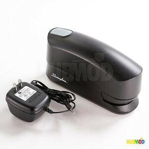 Swingline Electric Stapler Model 421xx Battery Operated Power Adapter Included