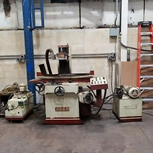 Acer Surface Grinder 1224ahd With 12 X 24 Grinding Capacity
