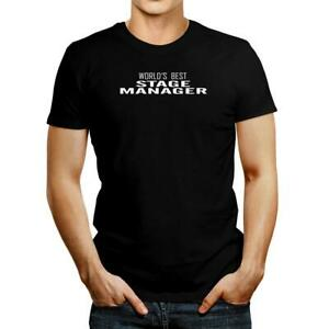 World#x27; best Stage Manager Bilinear T shirt $21.99