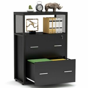 2drawer Lateral File Cabinet Storage Cabinet To Keep Paper Files For Home Office