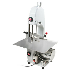 750w Stainless Steel Workable Electric Meat Bone Saw Meat Bone Cutting Machine