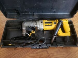 Dewalt Dw120 Dw 120 1 2 Right Angle Drill Corded Power Tool Tested Working