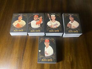 2021 Topps Allen amp; Ginter X Complete Your Set Pick Your Player $1.00