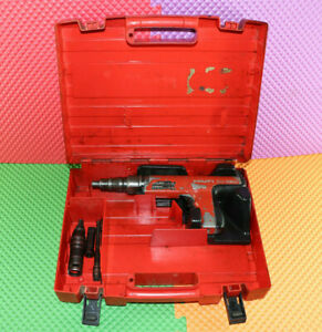 Hilti Dx 350 Power Hammer Lot With Case