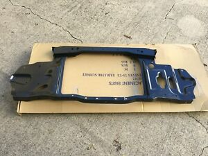 1971 73 Ford Mustang Radiator Support Without Crossmember