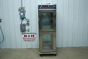 Henny Penny Hot Food Smart Holding Cabinet Full Size Warmer Hhc 990