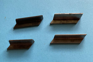 used 6 90 d merrow knife lot Of 4 For Sewing Machines free Shipping