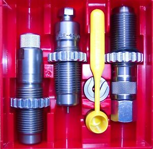 LEE 45 70 GOVERNMENT DIE SET WITH SHELL HOLDER 90561 NEW IN BOX $59.99