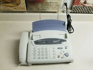 Vintage Brother Fax 560 Personal Plain Paper Fax Machine Phone And Copier