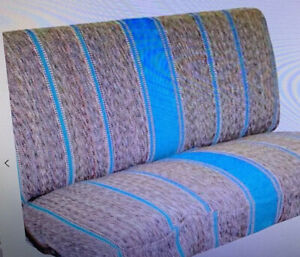 Saddle Blanket Bench Seat Cover 100 Made In Usa