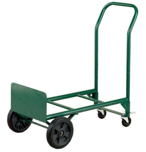 Harper Trucks 2 in 1 Convertible Hand Truck And Dolly 400 Lb Capacity