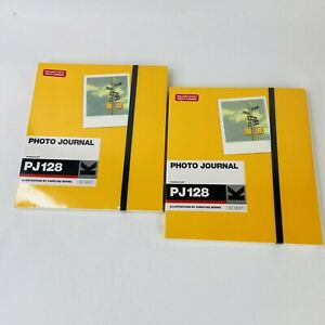 Lot of 2 Magma for Laurence King Photo Journal PJ128 New Factory Sealed $13.96