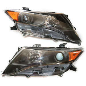 For Toyota Venza 2009 2016 Halogen Headlight Headlamp Assembly Left Right Side