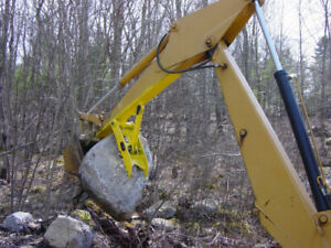 Excavator Thumb 12 x30 For 9000 12000 Lb Machines By Usa Attachments