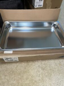 Vollrath Company Steam Table Pan Full Lot Of 3