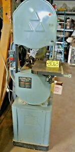 Delta Band Saw Cat no 28 303 Industrial Woodworking Tooling 93 1 2 Blade
