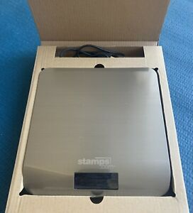 Stamps Stainless Steel 5 Lb Pound Digital Postal Scale Postage Lcd Display Usb