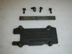 Craftsman Power Hacksaw Replacement Slide Cover Plate From A 108 1501