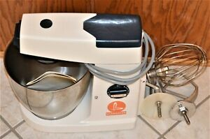 Blakeslee Commercial A717 Mixer With Mixing Bowl And Dough Hook Unimixer