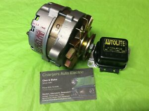 1968 Ford Mercury 289 302 Ps A C Alternator C6af 10300 F Mustang Others