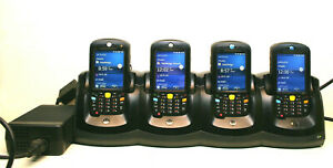 Lot 4 Motorola Mc55a0 Mobile 2d Imager Scanner Scanners Mc55a0 Free Shipping