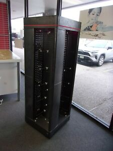 Retail Store Fixture Display Rack Four Sided