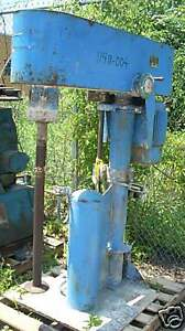 11418 004 20 Hp Post Mixer Disperser Carbon Steel