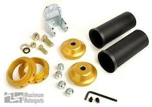 Maximum Motorsports Rear Coil Over Kit Mmco 6 Mustang