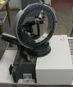 9 axis Euler s Cradle Single Crystal Diffractometer