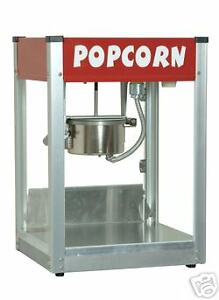 Paragon Tf 4 Thrifty Pop 4oz Popcorn Machine Maker