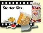 Popcorn Popper Machine Maker 4oz Starter Kit 45004