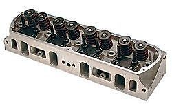 Afr Small Block Chevy 195cc Street Cylinder Heads 1038