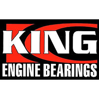 King Race Rod Main Engine Bearings Chevy 454 396 Racing