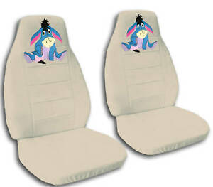 Brand New eeyore Car Seat Covers Beige So Cute