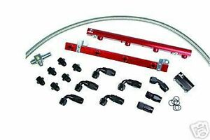 Aeromotive 98 05 4 6 Mustang Gt Fuel Rail Kit 14119