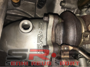 Srs Bellmouth Downpipe Catted For 02 07 Subaru Wrx Sti 4 T304 Dp Cast Iron