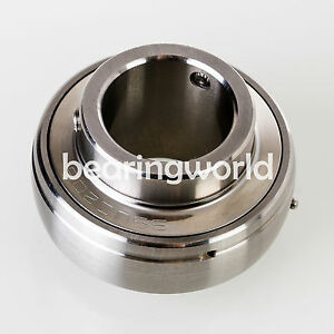 New High Quality Suc201 08 1 2 Set Screw Stainless Steel Bearing Uc201 08