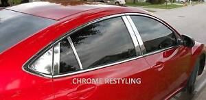 Chrome Pillar Post Covers For Mazda 6 2009 2013 10 Pieces