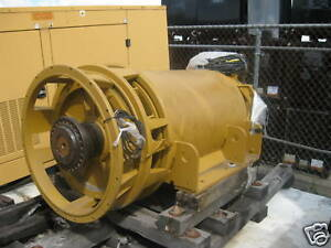 Caterpillar Generator End 480 Volt 1350kw 2004 Refurb